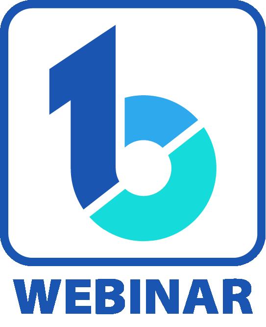 1B Webinars Icon